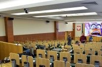 Sala Senatu WAT, Warszawa – Topakustik eco