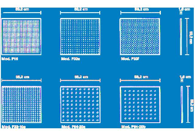 panele sufitowe 60x60